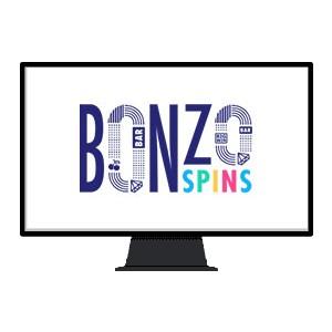 Bonzo Spins Casino - casino review