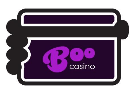 BooCasino - Banking casino