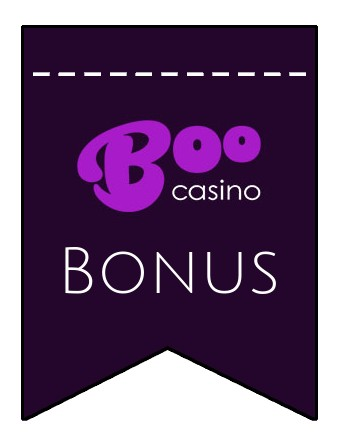 Latest bonus spins from BooCasino