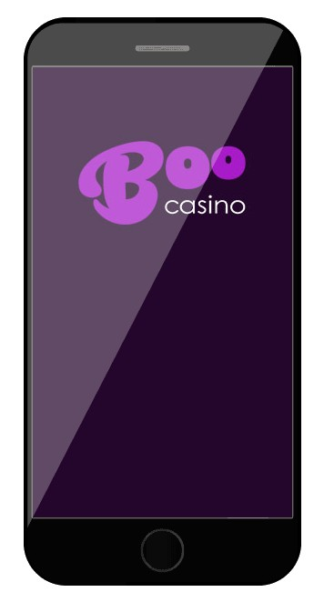 BooCasino - Mobile friendly