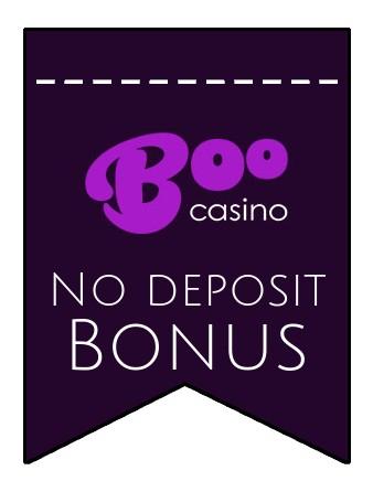 BooCasino - no deposit bonus CR