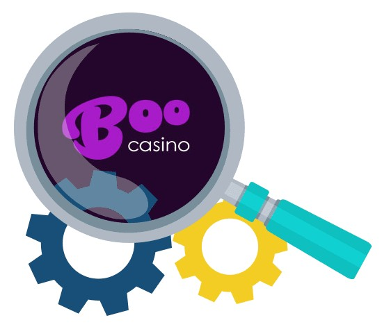 BooCasino - Software