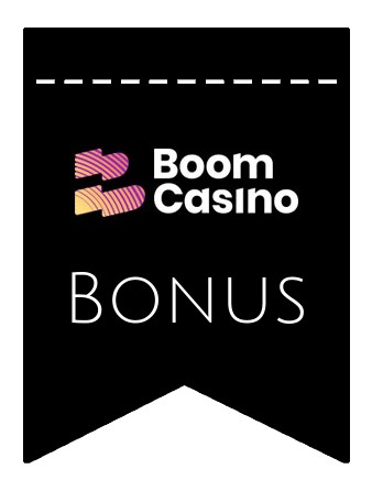 Latest bonus spins from Boom Casino