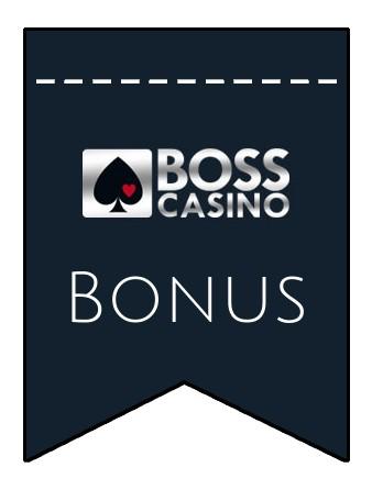 Latest bonus spins from Boss Casino