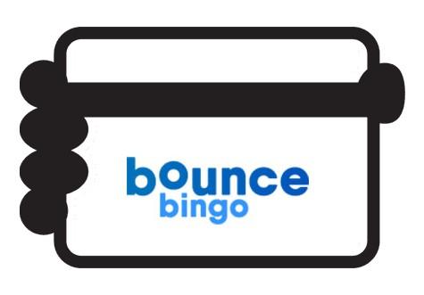 Bounce Bingo - Banking casino