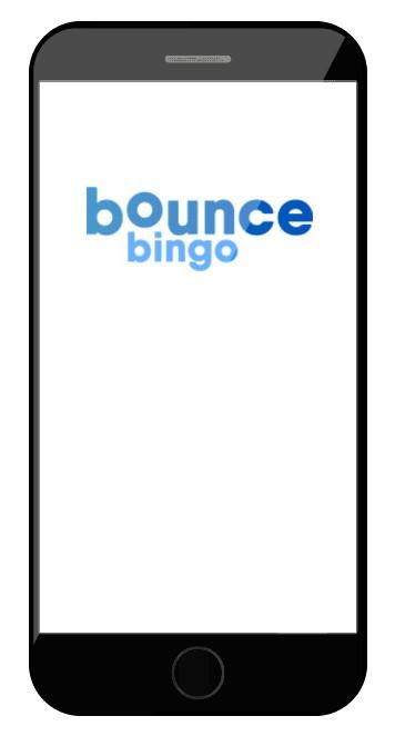 Bounce Bingo - Mobile friendly