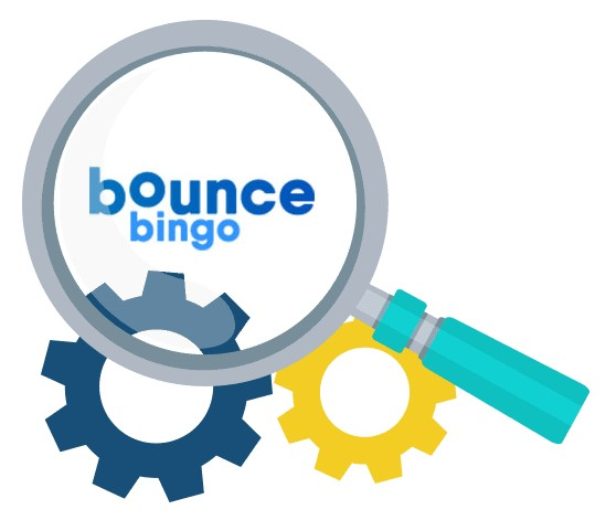 Bounce Bingo - Software