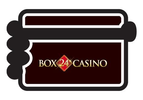 Box 24 Casino - Banking casino