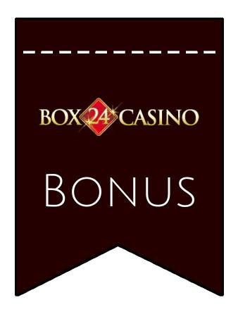 Latest bonus spins from Box 24 Casino