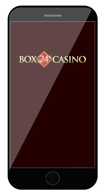 Box 24 Casino - Mobile friendly