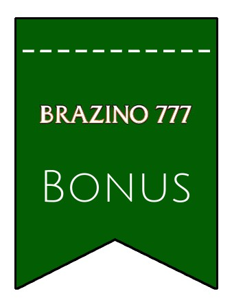 Latest bonus spins from Brazino777