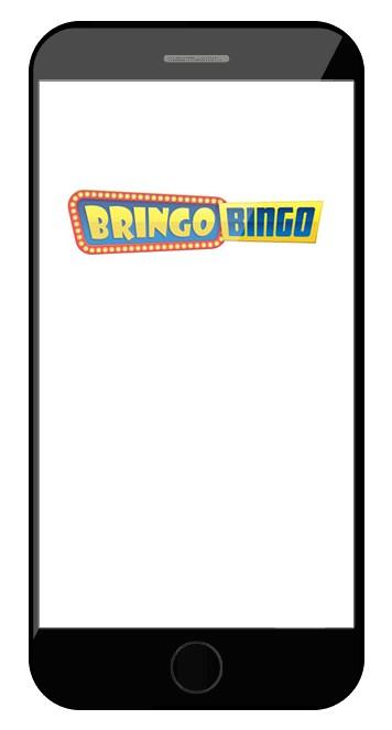 Bringo Bingo - Mobile friendly