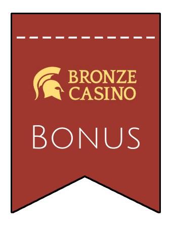 Latest bonus spins from Bronze Casino