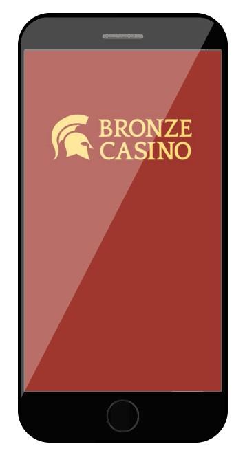Bronze Casino - Mobile friendly