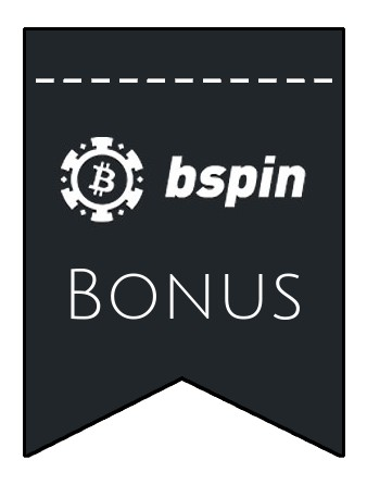 Latest bonus spins from bspin
