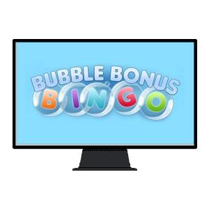 Bubble Bonus Bingo Casino - casino review