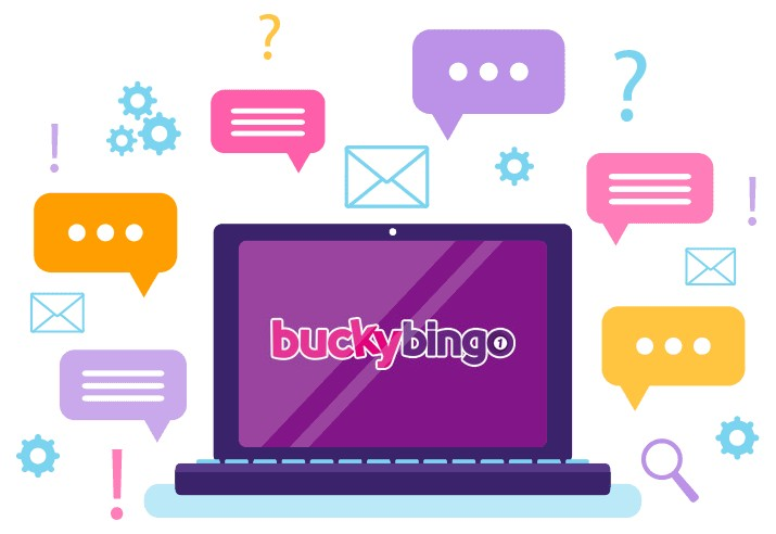 Bucky Bingo Casino - Support
