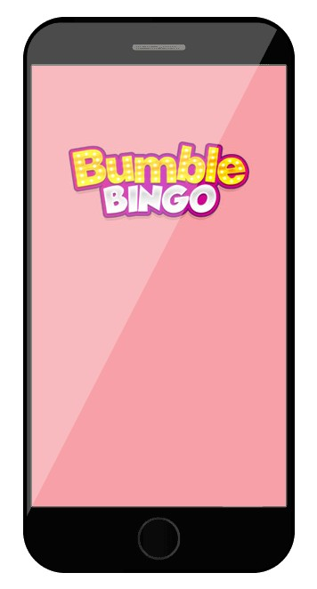 Bumble Bingo Casino - Mobile friendly