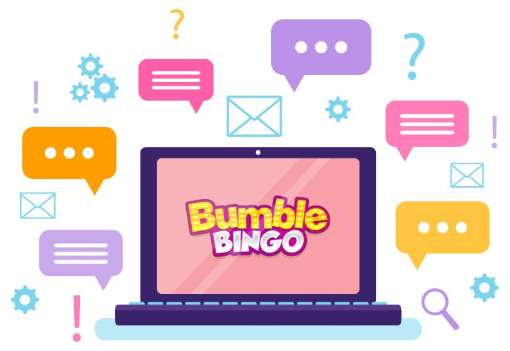 Bumble Bingo Casino - Support