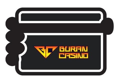 Buran Casino - Banking casino