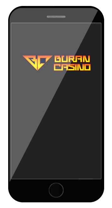 Buran Casino - Mobile friendly