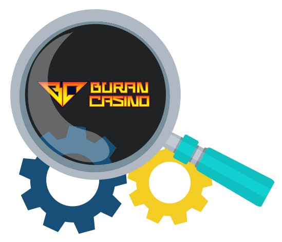 Buran Casino - Software