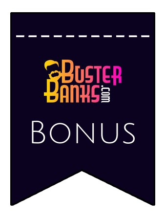 Latest bonus spins from BusterBanks