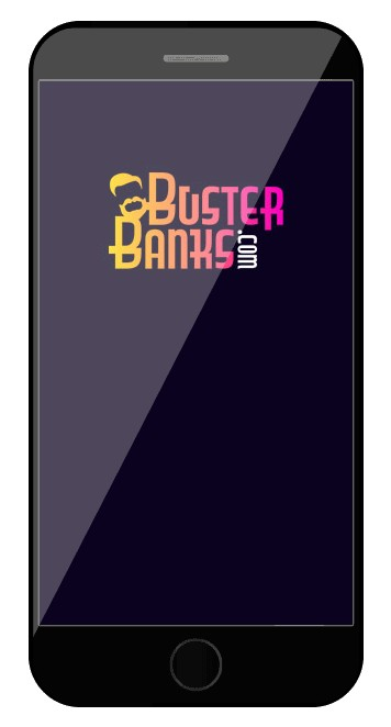 BusterBanks - Mobile friendly