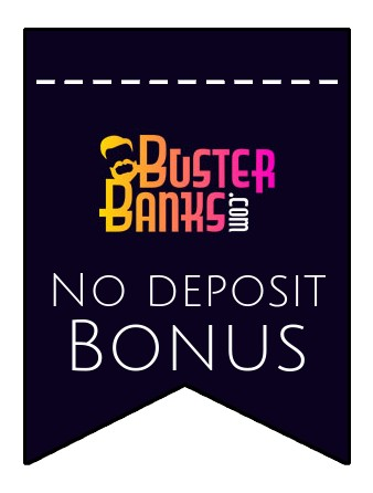 BusterBanks - no deposit bonus CR