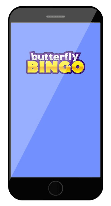 Butterfly Bingo Casino - Mobile friendly