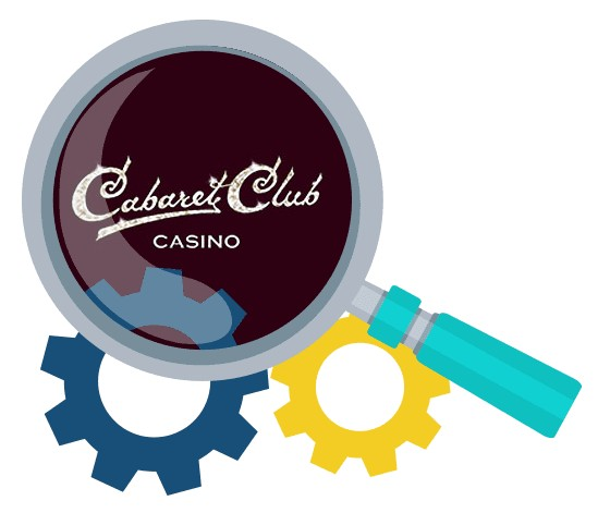 Cabaret Club Casino - Software