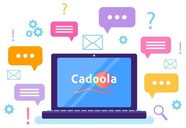 Cadoola Casino - Support