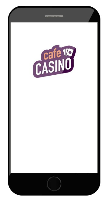Cafe Casino - Mobile friendly