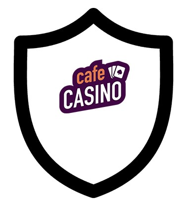 Cafe Casino - Secure casino