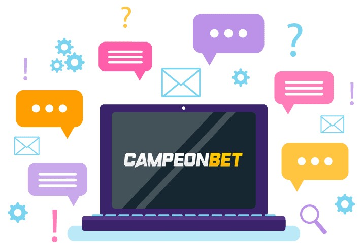 Campeonbet Casino - Support