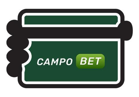 CampoBet Casino - Banking casino