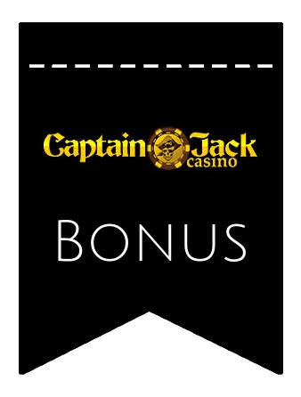 Latest bonus spins from Captain Jack