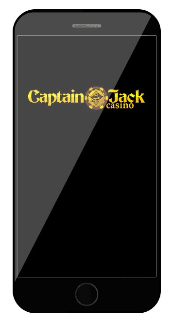 Captain Jack - Mobile friendly