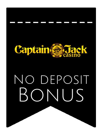 Captain Jack - no deposit bonus CR