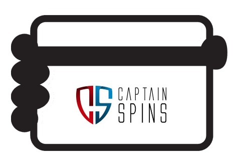 Captain Spins - Banking casino