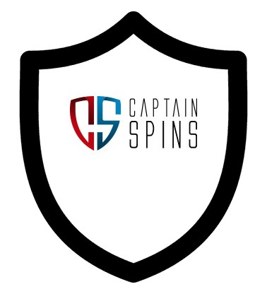Captain Spins - Secure casino