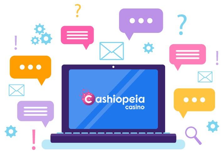 Cashiopeia - Support