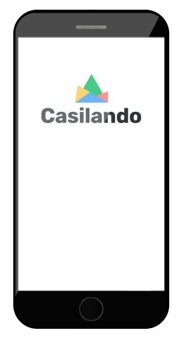 Casilando Casino - Mobile friendly