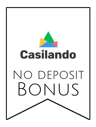 Casilando Casino - no deposit bonus CR