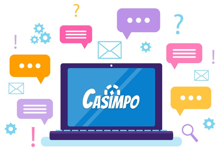 Casimpo Casino - Support