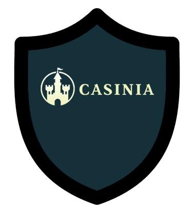 Casinia Casino - Secure casino