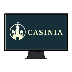 Casinia Casino - casino review