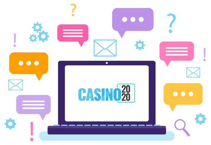 Casino 2020 - Support