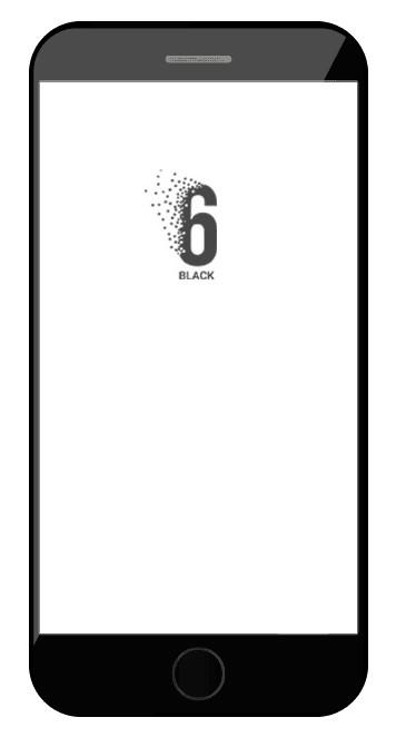 Casino 6 Black - Mobile friendly