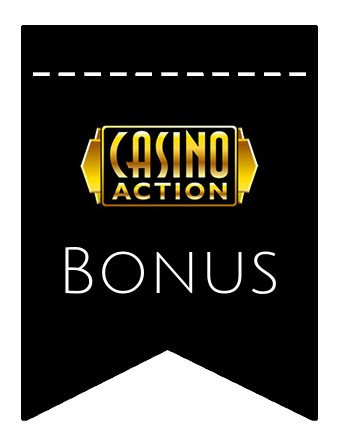 Latest bonus spins from Casino Action